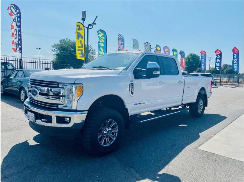 2017 Ford F-250 Super Duty for sale at KARS R US in Modesto CA