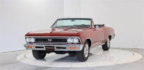 1966 Chevrolet Chevelle for sale at Mershon's World Of Cars Inc in Springfield OH