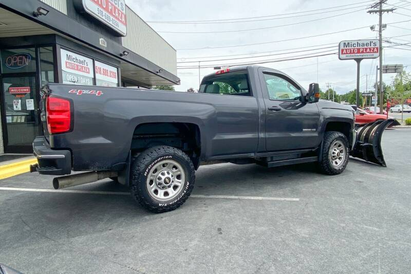 2015 Chevrolet Silverado 3500HD WT - East Greenbush NY
