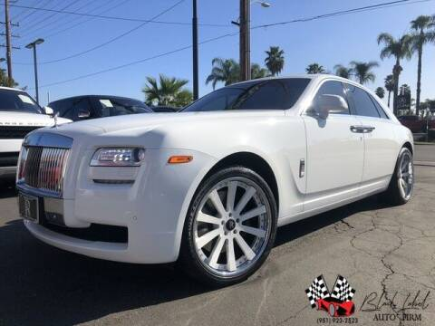 2013 Rolls-Royce Ghost for sale at BLACK LABEL AUTO FIRM in Riverside CA
