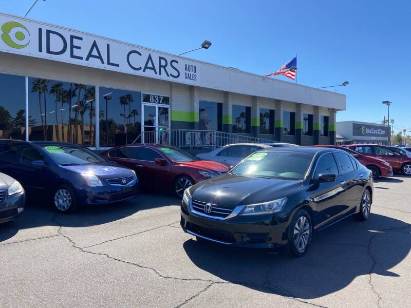 2015 Honda Accord for sale at Ideal Cars Apache Junction in Apache Junction AZ