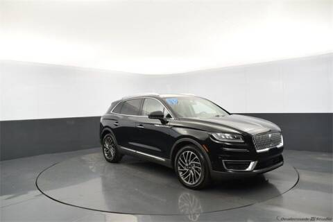 2019 Lincoln Nautilus for sale at Tim Short Auto Mall in Corbin KY