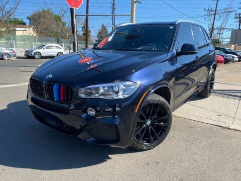 2017 BMW X5 for sale at West Coast Motor Sports in North Hollywood CA