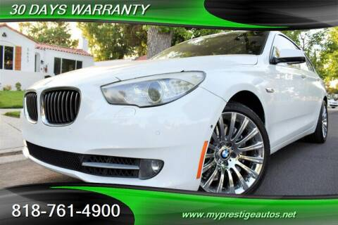 2011 BMW 5 Series for sale at Prestige Auto Sports Inc in North Hollywood CA