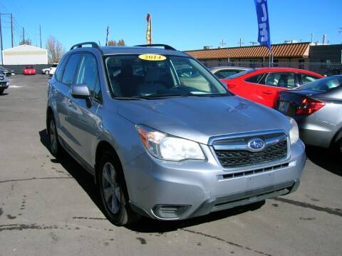 2014 Subaru Forester for sale at Avalanche Auto Sales in Denver CO