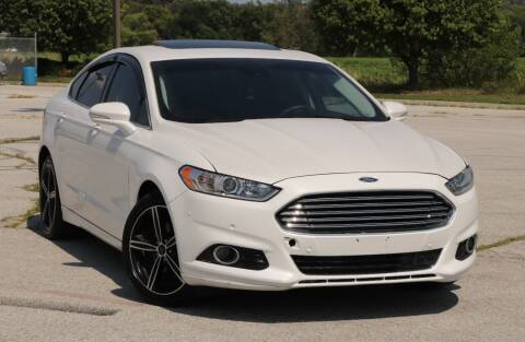 2016 Ford Fusion for sale at Big O Auto LLC in Omaha NE