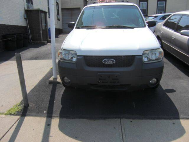 2006 Ford Escape Hybrid for sale at Nicks Auto Sales Co in West New York NJ