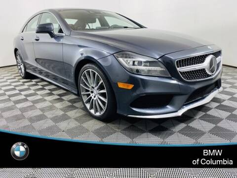 2015 Mercedes-Benz CLS for sale at Preowned of Columbia in Columbia MO