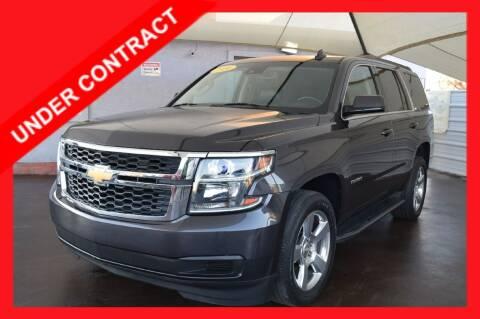 2016 Chevrolet Tahoe for sale at 1st Class Motors in Phoenix AZ