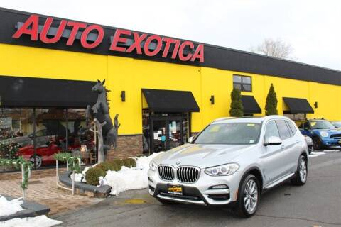 2018 BMW X3 for sale at Auto Exotica in Red Bank NJ