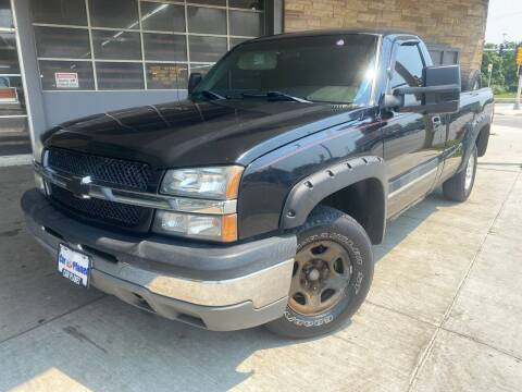 2003 Chevrolet Silverado 1500 for sale at Car Planet Inc. in Milwaukee WI