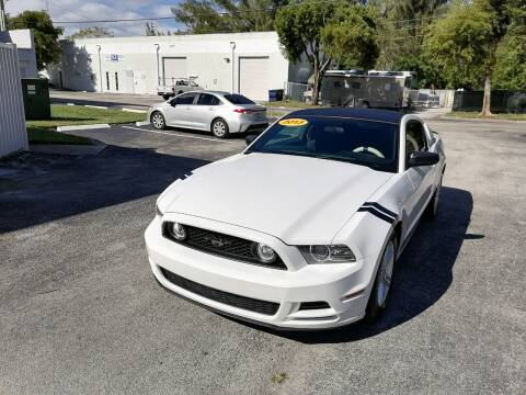 2013 Ford Mustang for sale at Best Price Car Dealer in Hallandale Beach FL
