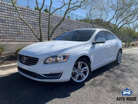 2015 Volvo S60 for sale at AUTO HOUSE TEMPE in Tempe AZ