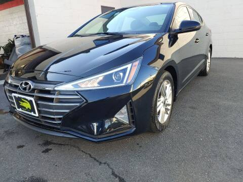 2019 Hyundai Elantra for sale at Auto Direct Inc in Saddle Brook NJ