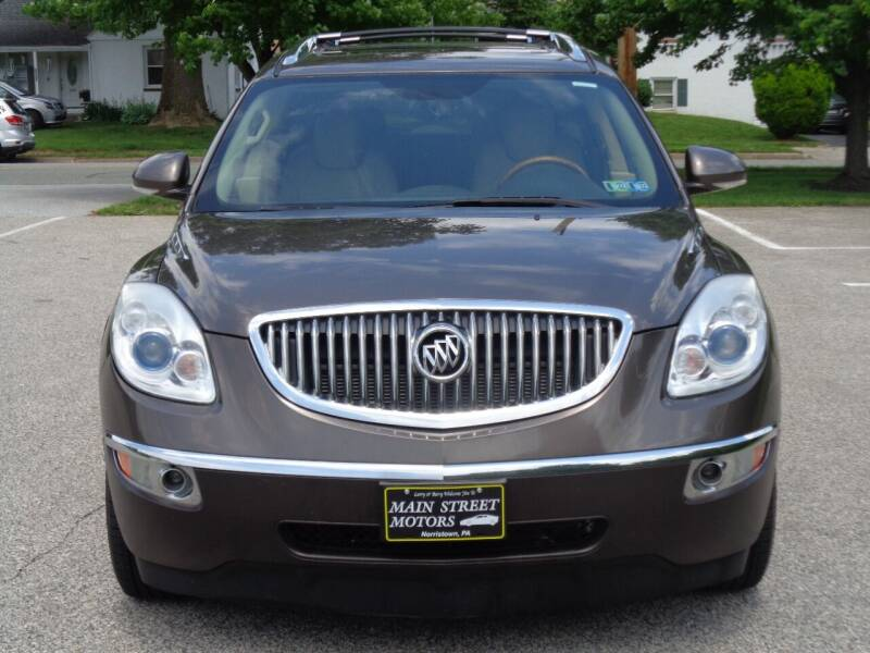 2010 Buick Enclave for sale at MAIN STREET MOTORS in Norristown PA