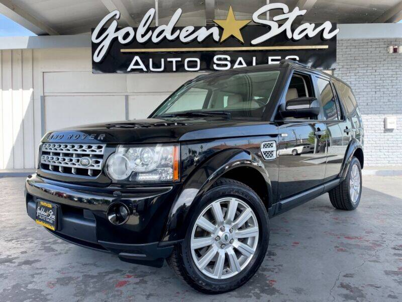 2012 Land Rover LR4 for sale at Golden Star Auto Sales in Sacramento CA