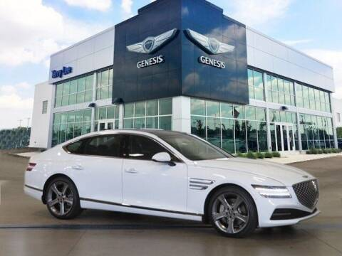 2021 Genesis G80 for sale at Terry Lee Hyundai in Noblesville IN