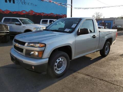 2012 Chevrolet Colorado for sale at DPM Motorcars in Albuquerque NM