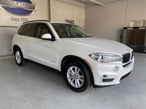 2015 BMW X5 for sale at TANQUE VERDE MOTORS in Tucson AZ