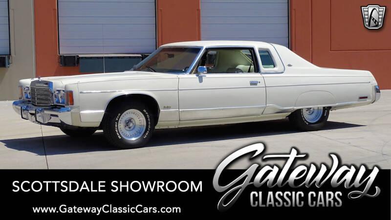 1974 Chrysler New Yorker for sale in Deer Valley, AZ