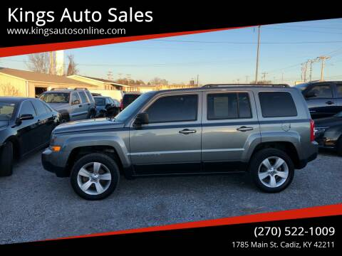2012 Jeep Patriot for sale at Kings Auto Sales in Cadiz KY