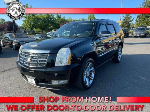 2007 Cadillac Escalade for sale at Auto 206, Inc. in Kent WA