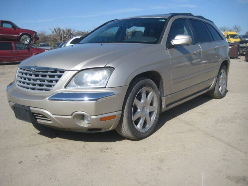 2005 Chrysler Pacifica for sale at CARZ R US 1 in Armington IL