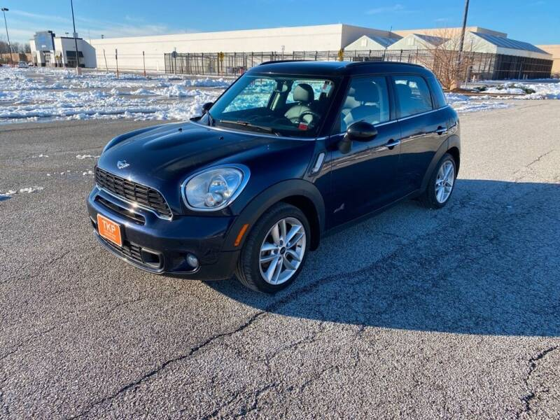 2014 MINI Countryman for sale at TKP Auto Sales in Eastlake OH