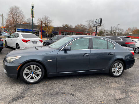 2009 BMW 5 Series for sale at BWK of Columbia in Columbia SC