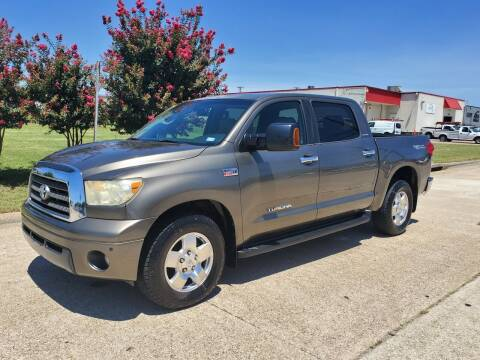 2007 Toyota Tundra for sale at DFW Autohaus in Dallas TX