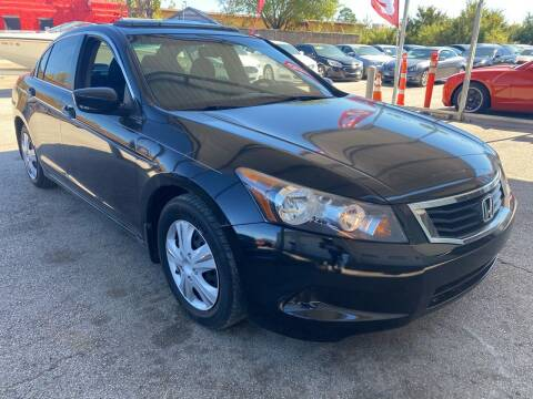 2008 Honda Accord for sale at R-Motors in Arlington TX