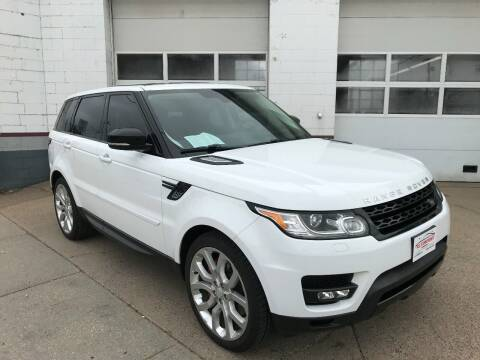 2014 Land Rover Range Rover Sport for sale at AUTOSPORT in La Crosse WI