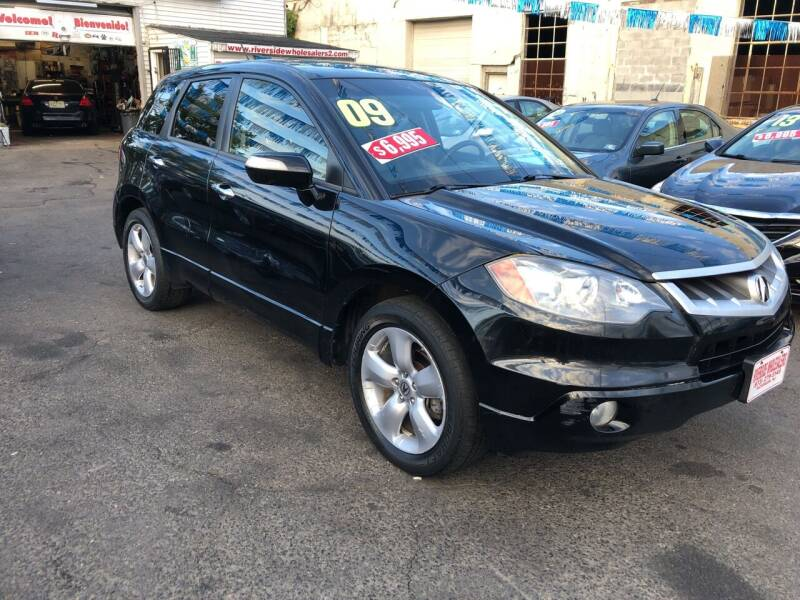 2009 Acura RDX for sale at Riverside Wholesalers 2 in Paterson NJ