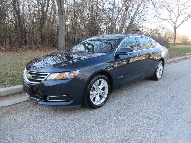 2014 Chevrolet Impala for sale at EZ Motorcars in West Allis WI