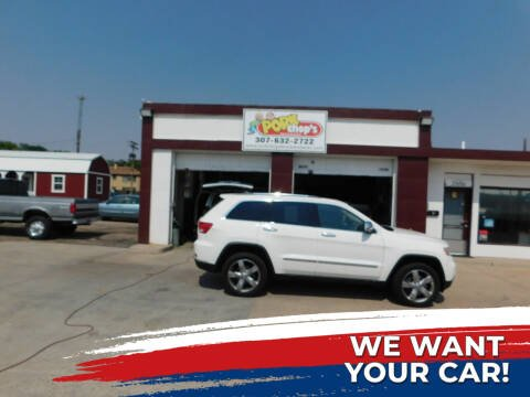 2011 Jeep Grand Cherokee for sale at Pork Chops Truck and Auto in Cheyenne WY