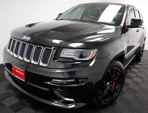 2014 Jeep Grand Cherokee for sale at CarNova in Stafford VA