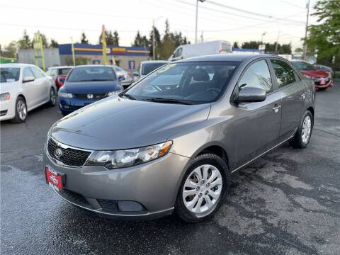 2013 Kia Forte for sale at Real Deal Cars in Everett WA
