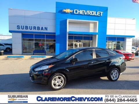 2018 Ford Fiesta for sale at Suburban Chevrolet in Claremore OK