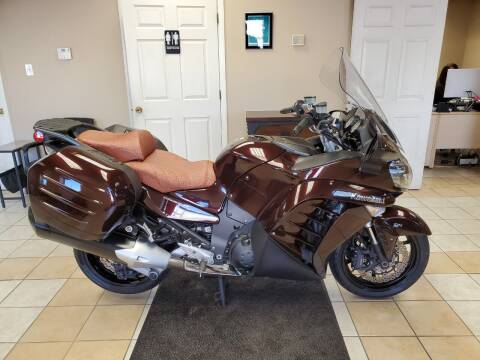 2012 Kawasaki Concours for sale at Raleigh Motors in Raleigh NC