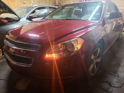 2008 Chevrolet Malibu for sale at WEST END AUTO INC in Chicago IL
