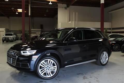 2018 Audi Q5 for sale at SELECT MOTORS in San Mateo CA