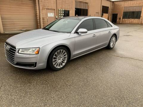2015 Audi A8 L for sale at Certified Auto Exchange in Indianapolis IN