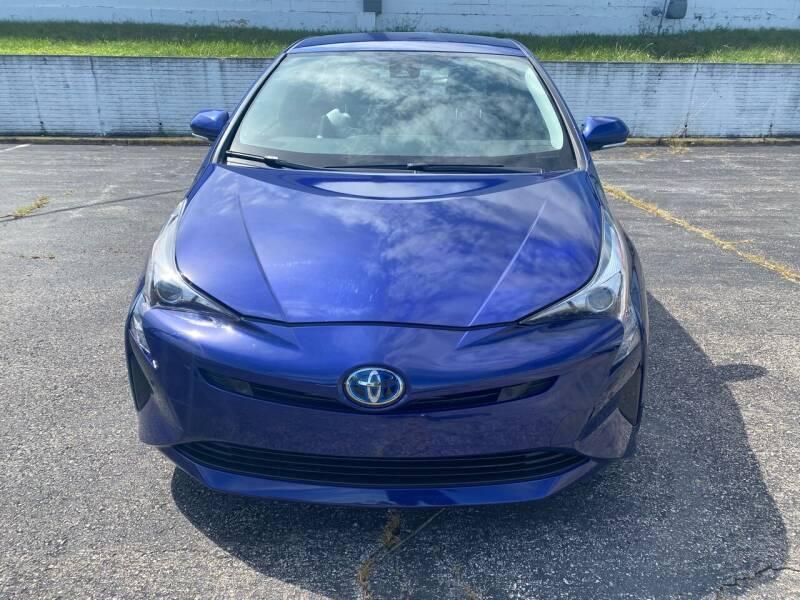 2017 Toyota Prius for sale at D & J's Automotive Sales LLC in Olathe KS