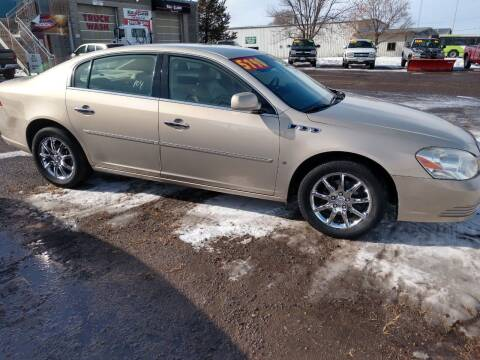2008 Buick Lucerne for sale at Kull N Claude in Saint Cloud MN