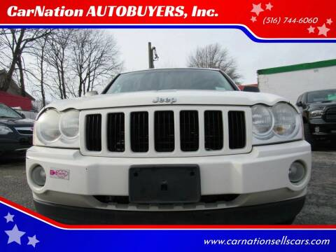 2007 Jeep Grand Cherokee for sale at CarNation AUTOBUYERS, Inc. in Rockville Centre NY