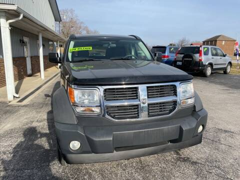 2007 Dodge Nitro for sale at Holland Auto Sales and Service, LLC in Somerset KY