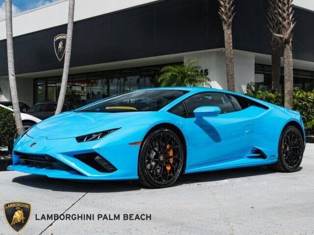 2021 Lamborghini Huracan for sale in West Palm Beach, FL