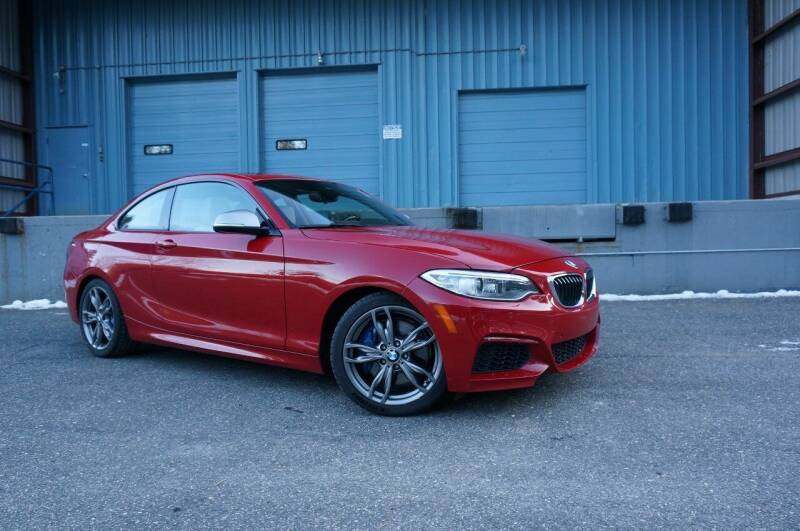 2015 BMW 2 Series for sale at EuroMotors LLC in Lee MA