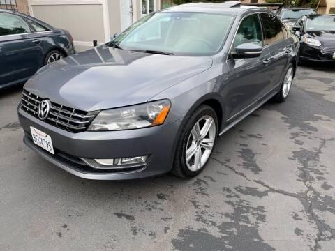 2015 Volkswagen Passat for sale at Ronnie Motors LLC in San Jose CA