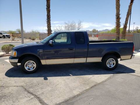 2000 Ford F-150 for sale at RAFIKI MOTORS in Henderson NV